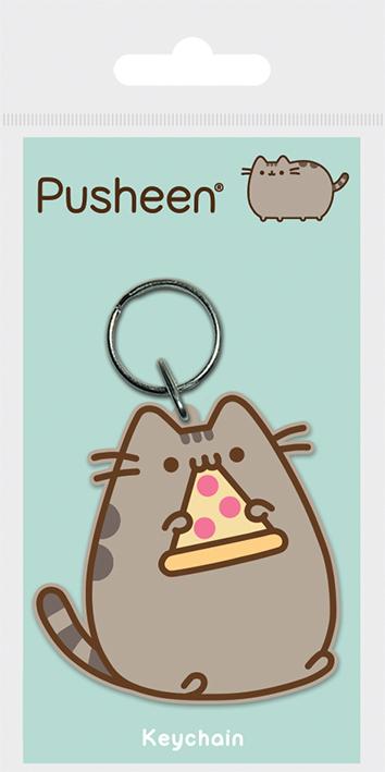 Pusheen Keychain