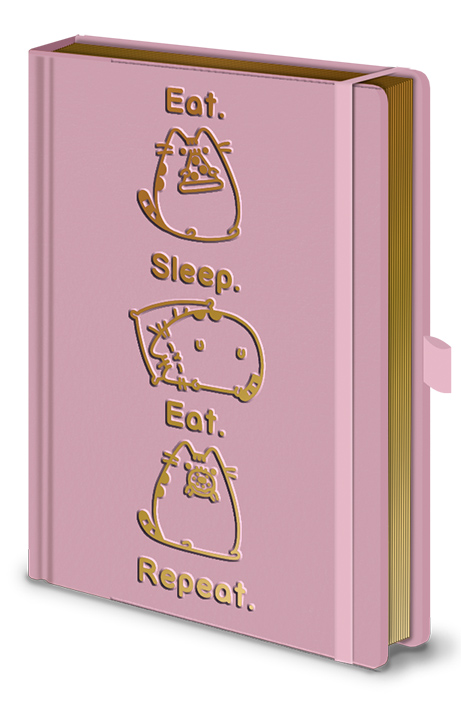 Agenda Pusheen (Eat. Sleep. Eat. Repeat.)