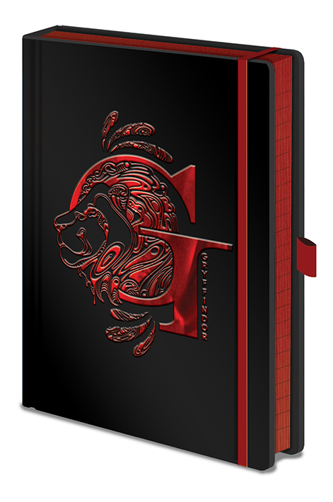 Agenda Harry Potter (Gryffindor Foil)